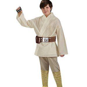 Rubies StarWars Child's Deluxe Luke Skywalker